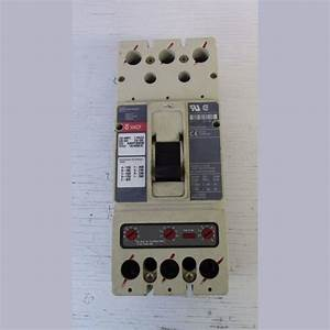 Used Cutler Hammer 3 Pole 250 Amp Hmcp Breaker For Sale