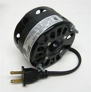 Vent Fan Motor 3 3in Diameter Nutone Broan Bathroom