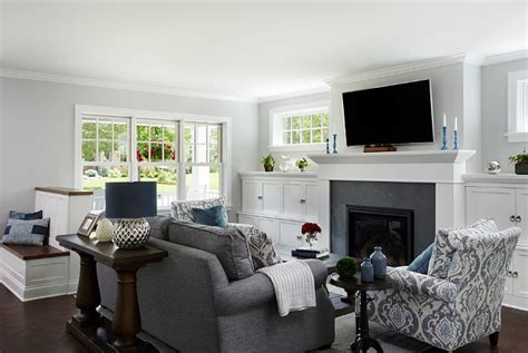 Living Room Layout With Fireplace by Cape Cod Cottage Remodel Home Bunch Interior Design Ideas
