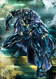Black Panther (... Black Panther