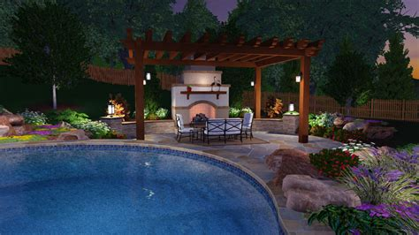 plant swimming pool planting around a pool the best worst plants for a pool area