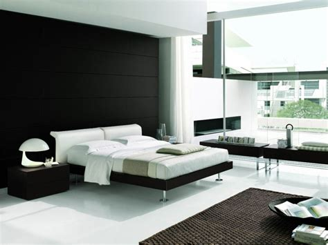 modern black bedroom d 233 co noir et blanc avec touches de couleur chambre 224 coucher 12540