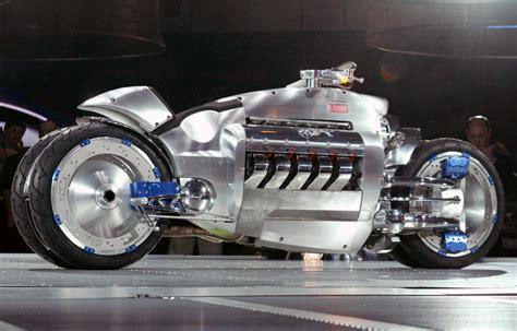 World's Fastest Motorcycle Prototype