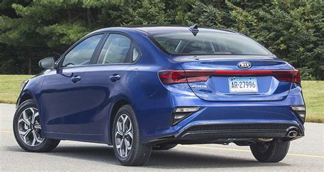 Redesigned 2019 Kia Forte Raises Its Game  Consumer Reports