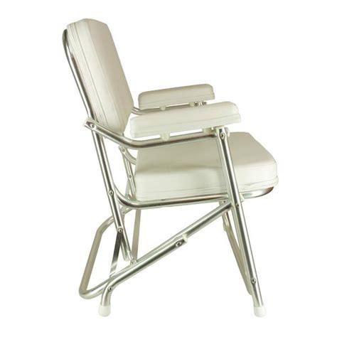 springfield folding deck chair west marine