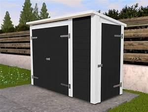 weka multibox fur 2x240l aus holz b t h 205 84 152 cm With französischer balkon mit garten multibox