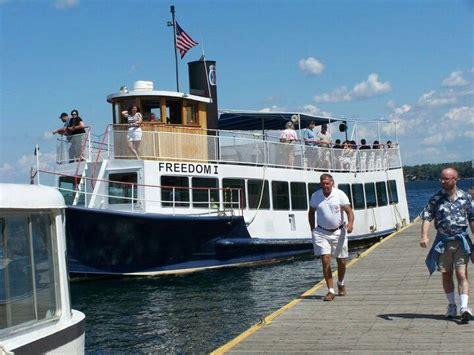 Uncle Sam Boat Tours Singer Castle by Alexandria Tours Check Out Alexandria Tours Cntravel