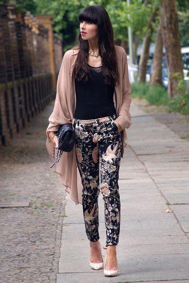 U00a110 outfits floreados que te encantaru00e1n! | Moda | Mckela