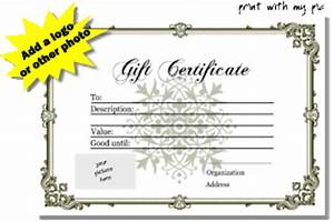 Golf Certificate Template Free Printable Golf Gift Certificate Template Quotes
