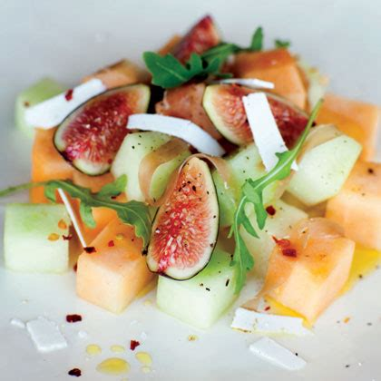 summer melon  fig  prosciutto healthcom