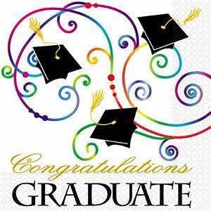 Congrats Grad Clipart - Clipart Suggest