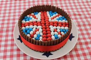Easy Birthday Cake Willowcottagegarden Simple Cake Decorating For A Birthday Cake Of Your Loved Ones