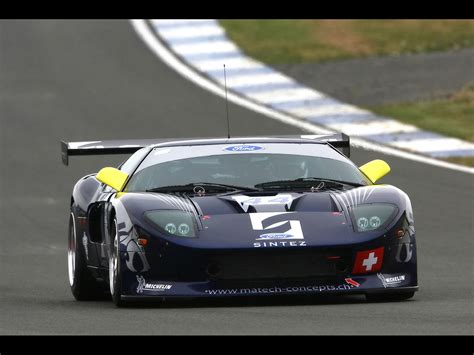 Good Shots Of Ford Racing Gt