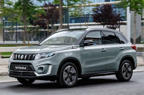 2019 Suzuki Vitara by 2019 Suzuki Vitara Gets New Photo Gallery Ahead Of