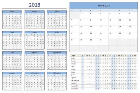 calendario imprimir editar descarga formatos