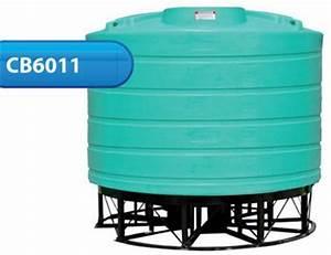 Enduraplas 6000 Gallon Cone Bottom Tank Cb6011