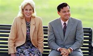 The Wolf of Wall Street Joanna Lumley PICTURES PHOTOS and ...
