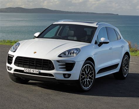 Porsche Macan Picture by 2015 Porsche Macan S Review Carsguide