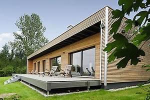 Haus Bauen 150 000 Euro : fertighaus fertigh user moderner bungalow 125 34 qm ~ Articles-book.com Haus und Dekorationen