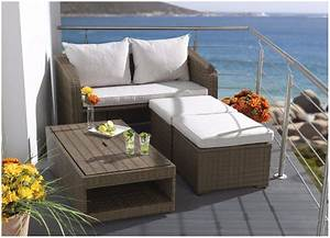 Gartenmöbel Kleiner Balkon : haus m bel balkon interessant lounge mobel fur kleinen kleiner 61131 hause deko ideen galerie ~ Indierocktalk.com Haus und Dekorationen