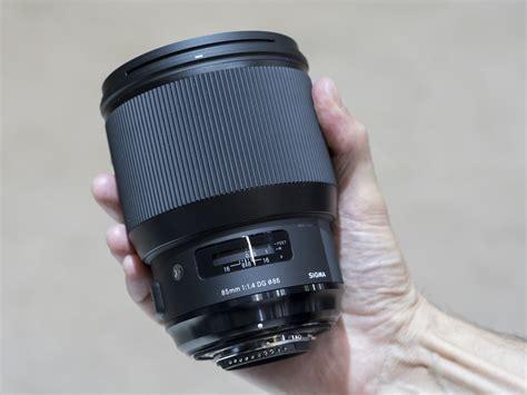 sigma 24mm f 1 4 dg hsm sigma 85mm f 1 4 12 24mm f 4 lenses sle images