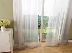 ösen Gardinen Günstig : vorhang transparent schal sen gardine voile farbverlauf ebay ~ Sanjose-hotels-ca.com Haus und Dekorationen