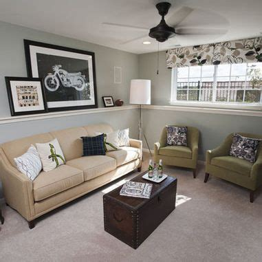 How To Decorate Basement Walls - basement ledge design ideas pictures remodel and decor