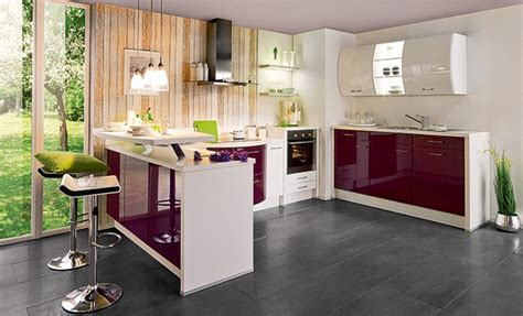 meuble bas cuisine 80 cm une cuisine ouverte en u