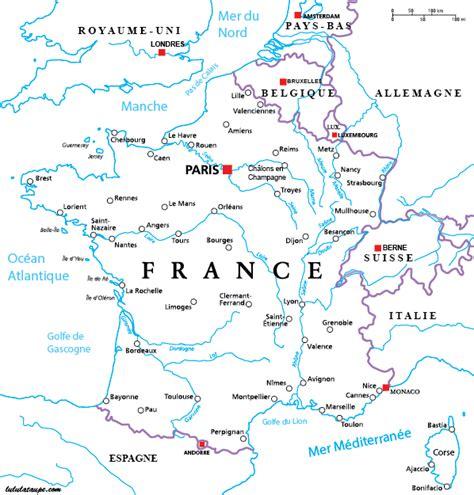 Carte De Avec Principales Villes A Imprimer by Image Result For Carte De Villes Principales Et