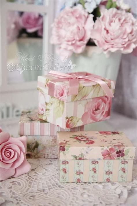 shabby chic chipping sodbury 666 best rose print boxes and tins images on pinterest cartonnage shabby chic decor and
