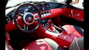 The Ferrari Enzo Interior - YouTube