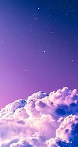 purple color colorful pastel aesthetic wallpaper