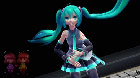 Mmd Hatsune Miku Odds And Ends Youtube
