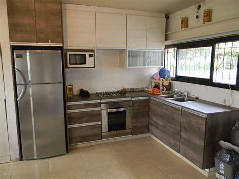 muebles de cocina  medida vetas amoblamientos