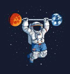 Astronaut Gym - D8 Fitness