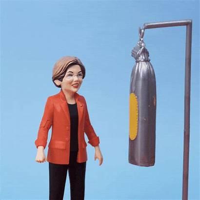 Elizabeth Warren Kickstarter Fctry Action Figure Emily