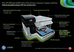 Hp Officejet 6500 Network Enabled All