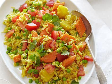 Vegetarian Biryani Recipe  Quick From Scratch Vegetable