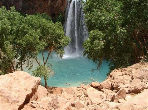 Havasupai Falls Grand Canyon National Park Az Address