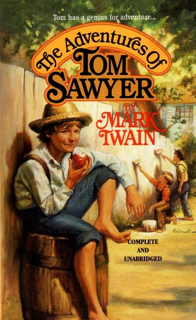 Summary of the adventures of tom sawyer in 150 words