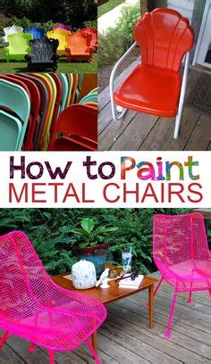 1000 ideas about painted outdoor furniture on