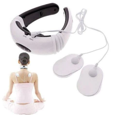 Електромагнитен масажор за врат Neck Massager HX-5880
