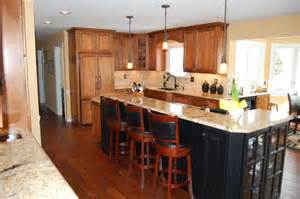 large kitchens with islands a big island traditional kitchen philadelphia by trs designs inc kitchens baths more