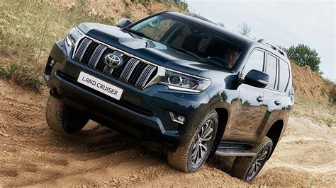 Toyota V8 2020 by 2019 Toyota Land Cruiser Prado Specs Photos