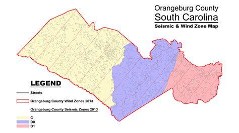 orangeburg county south carolina permitting