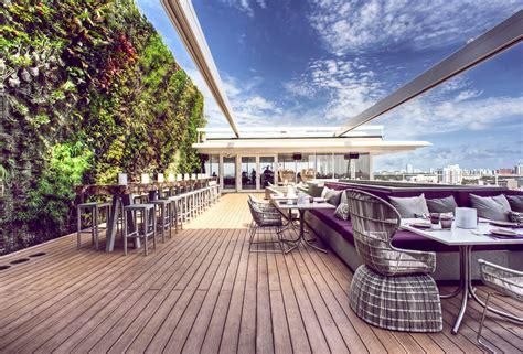 top  des rooftops de miami profiter dune terrasse sur