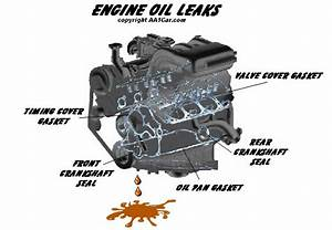 Engine Oil Leaks