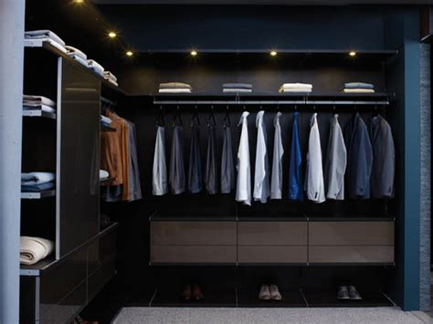 cool walk  closet ideas  men design swan