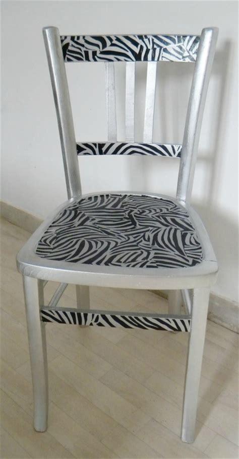 mille et une chaise chaise ancienne revisitée mille et une idées