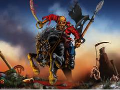 Iron Maiden The Trooper Wallpaper Photo Is Cool Wallpapers  Iron Maiden Trooper Wallpaper